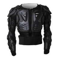 Wholesale 2014 NEW rd generation Motorcycle Full Body Armor Racing Jacket Spine Chest Protection protective clothing