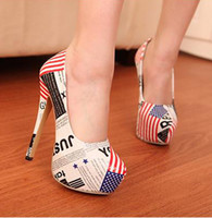 shoe in new york - H032 Summer New arrival promotion top sale in New York wonderful reproduction waterproof platform high heeled shoes cheap price