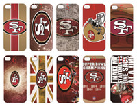 Wholesale 49ers iphone5 s Case White Case