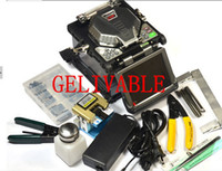 Wholesale Men carried fiber optic fusion splicer RY F600P fiber optic equpment