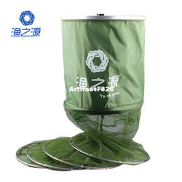 Wholesale Source of fish and fishery protection special care network AFCD fish glue fish nets hanging pocket Anti pocket fishing nets fis