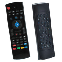 Wholesale 2 GHz Multifunctional Infrared Remote Control with Keyboard Input