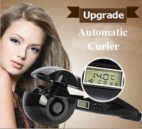 Wholesale Rymemo original Brushless Curls LCD Digital Display Magic Hair Curlers Pro Perfect Hair Styler Curl Curling Curl Styling Tools