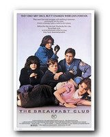 """Peel & Stick PVC Animal Wall Sticker of The Breakfast Club """"20x30"""" inch Attractive and Durable Poster for Home Decorate Free Shipping"""