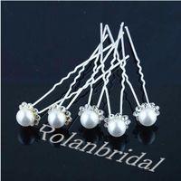 Clip & Pin beautiful hair pins - Hot Sale Cheap Beautiful Bride Tiaras Cheap Faux Pearl pin Hair Accessories Blusher Birdcage More hair pins Bridal Wedding