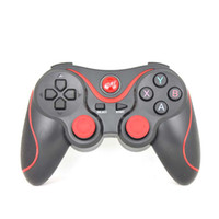 Wholesale Wireless Bluetooth Gamepad Joystick Game Controller for Pad Phone Android Smart Box Android Smart TV PC Newest
