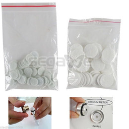Wholesale Lowest price Hot Sale1000PC MM MM MIXED COTTON FILTER FOR DIAMOND DERMABRASION MICRODERMABRASION MACHINE PEELING
