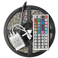 Wholesale 5050RGB Waterproof M LED Color changing String Light with keys controller LED Christmas Light