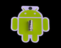 Wholesale Smart Key Smartkey Quick Button With Compatible APP for Andriod Smartphone Klick Preesy Ikey Smart Phone Dustproof Plug mm