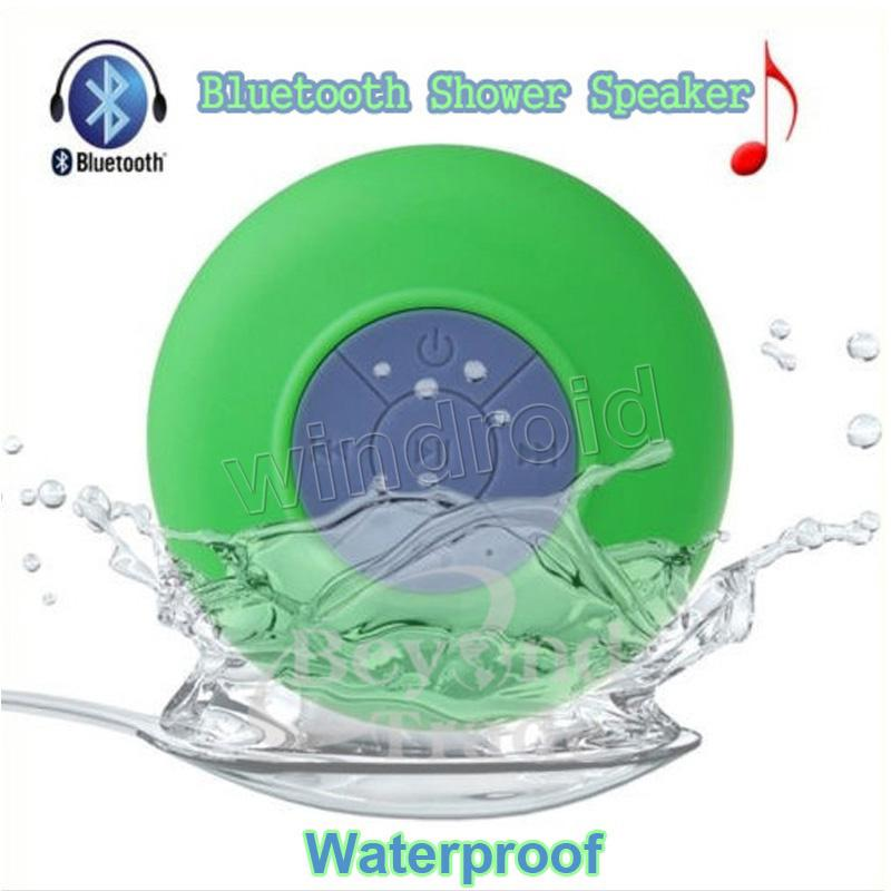 DHL 10pcs Mini Waterproof Dustproof IPX4 Speaker Wireless Bluetooth