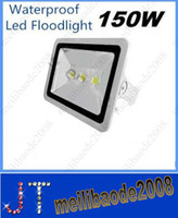 Wholesale 150W LED Outdoor Flood Lights waterproof IP66 Wall Wash Lighting Watt Floodlight Garden Lamp Projector warm white cool white HSA0628