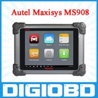 Wholesale Autel Maxisys MS908 Automotive Diagnostic Analysis System MS MS powerful than MaxiDAS DS708 x diagun update online Autel MS908