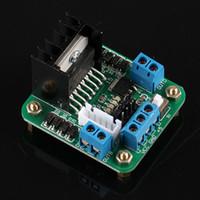 Wholesale Original L298N motor driver board smart car the original chip on board V output L298 Module