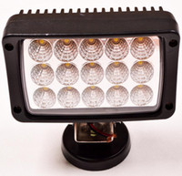 led mining light - 6inch W quot LED Work Light Bar White Spot Flood Beam Lamp For Mine WD x4 ATV Boat Jeep Truck Car Working Light Lamp
