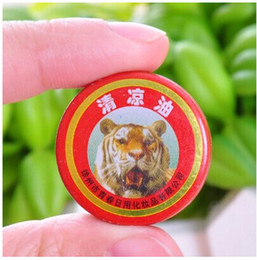Wholesale Tiger Head essential travel home Balm Balm refreshing refreshing one yuan pharmacies selling mosquito