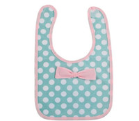 Wholesale cotton baby bib aprons bowknot saliva towel in infants BB12 baby bibs hot selling baby accessories