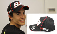 Ball Cap racing sports caps - Free shiping embroidery baseball cap hat motorcycle racing cap sport baseball cap for Marc Marquez