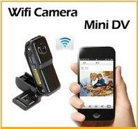 wireless spy hidden cameras - Md99s WiFi spy camera dv dvr Wireless IP Camera Hidden camcorder Video Record wifi hd pocket size mini spy camera
