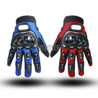 Wholesale Sports Full Fingers Cycling Bicycle Motorcycle Sports Racing Game protection Glove M L XL gloves B11 SV004776