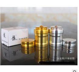 Wholesale Smoking Golden alcohol lamp hookah accessories