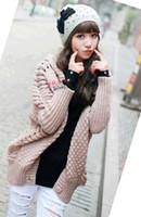 Wholesale 2014 Best Selling Original Crochet Winter hat ladies knitted cap hat bonnet warm new outdoor tide