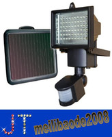 Wholesale New Arrival LED Solar Lamps Powered Motion Light Garage Sensor Security Light Floodlight HSA0629