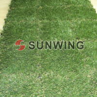 Wholesale artificial grass tile interlocking synthetic grass mat turf carpet fake plastic grass for home garden ST06020