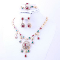 Cheap Others costume jewelry sets Best African Women's bridal jewelry sets