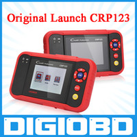 Wholesale Launch CRP123 code scan tool X431 CRP OBDII EOBD For ENG TCM ABS SRS LAUNCH CRP creader VII creader DHL free Launch CRP