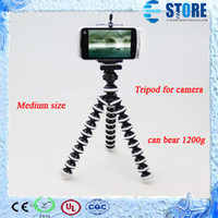 Wholesale Medium size Flexible Octopus Bubble Tripod Holder Stand Bearing g for Digital cameras wu