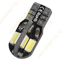 Wholesale 100pcs Canbus T10 W5W LED SMD White Car Side Wedge Light Bulb DC V for