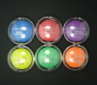 Wholesale Unique Gorgeous Summer Party Queen Makeup Special Intense Vibrant Single Color Frenzy Fluo Terra Cotta Baked Neon Eyeshadow
