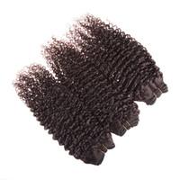 "5A Malaysian Hair Curly Under $30 Free Shipping 3pcs lot 100g pcs (8""-30"") Beauty hair Malaysian virgin hair kinky curly soft & Natural Hair Extension & Unprocessed hair"
