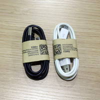 Wholesale Micro USB Charger Cable for Samsung Galaxy S4 Note Sync Data Charging Adapter Lead Cord for HTC LG Nokia Cell Phones Universal