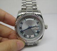 auto calendars - luxury fashion Men s brand watch Auto Calendar wristwatches R52