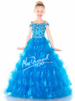 Reference Images Girl Applique Off Shoulder 2014 Sugar Teens Girl's Pageant Dresses Short Sleeve Spaghetti Strap Crystal Jewel Floor Length Formal Flower Girl Ball Gowns