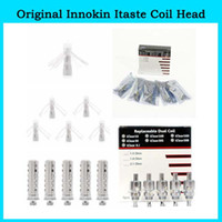 Cheap 100% Genuine innokin replacement coil heads for i clear 16 16b clearomizer iclear 30 tank iclear 30s iclear 30b x.i atomizer 002452