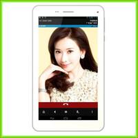 Quad Core Android 4.2 8GB 7 Inch Onda V719 Quad Core MTK8382 Android 4.2 Jelly Bean 1GB RAM 8GB Storage HD phablet 3G Phone Call Tablet Dual Sim Card GSM WCDMA MQ05