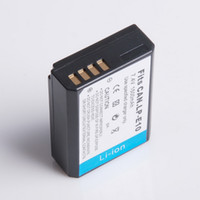Wholesale Battery for Canon LP E10 V mAh Ship From USA