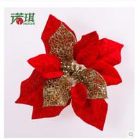 Cheap Christmas Tree Ornament Christmas decorations Best (nq) sdh-2 Blue Red Purple Silver Christmas ornaments