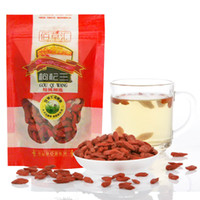Herbal Tea organic berries - 5A goji berry The king of Chinese wolfberry medlar bags in the herbal tea Health tea goji berries Gouqi berry organic food g