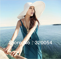 Cheap Wide Brim Hat fashion red Best other Plain Dyed fashion clothes