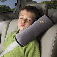 Pink car seat belt belts - The best quality Children Car seat belts pillow Child Protect shoulder Protection cushion bedding g