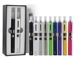Double EVOD battery MT3 Kit starter kit Evod kit with 2pcs single Coils Atomizer and 2pcs 650mah 900mah 1100mah Evod Battery