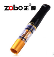 aluminum recycled - 2014 hot metallic glass pipe filter pipe man cigarette tobacco vintage style aluminum recycling