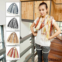 Wholesale European and American popular python pattern G twill cashmere fringed scarf Korean fashion printed shawl