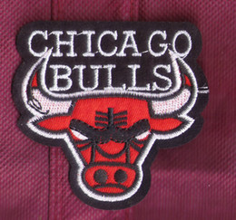 Wholesale HOT SALE Angry Cattle Red Face Iron On Patches sew on patch Appliques Made of Cloth Guaranteed Quality
