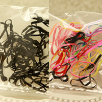 Wholesale Multi color Hairbands Black Plastic Girl s Hair Jewelry Min Pieces