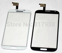 Wholesale Original New quot HDC Galaxy S4 Legend SmartPhone touch screen Front Touch panel Digitizer Glass Sensor Replacement Free Ship
