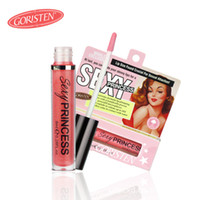goristen - GORISTEN Zall Shi Ting the sexy princess bare makeup lip gloss ml colors